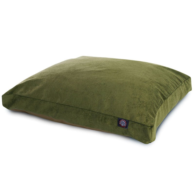 Majestic Pet Products Fern Villa Collection Medium Rectangle Dog Bed