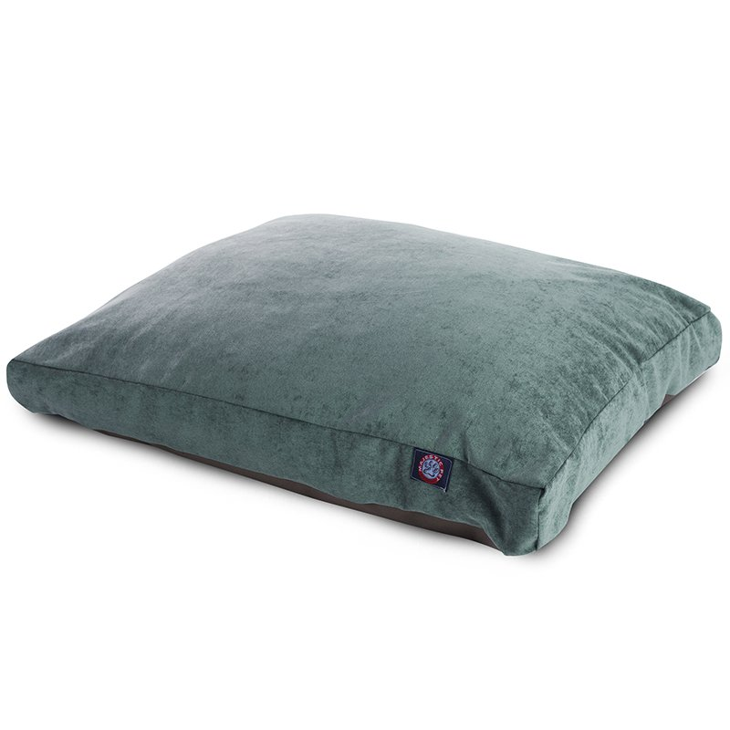 Majestic Pet Products Azure Villa Collection Medium Rectangle Dog Bed