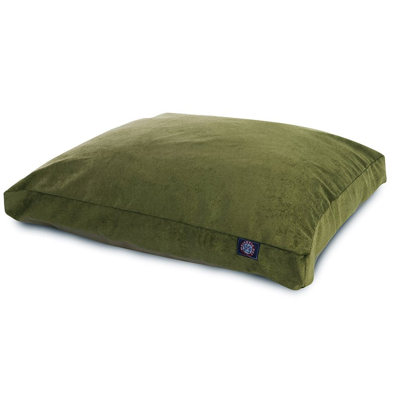 Majestic Pet Products Fern Villa Collection Large Rectangle Dog Bed