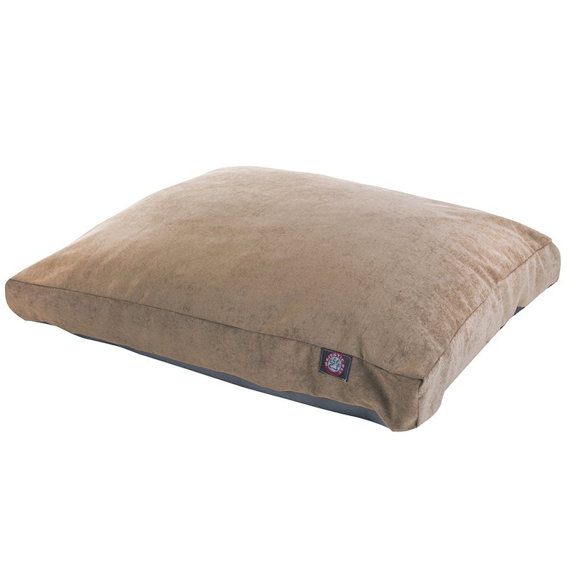 Majestic Pet Products Pearl Villa Collection Large Rectangle Dog Bed