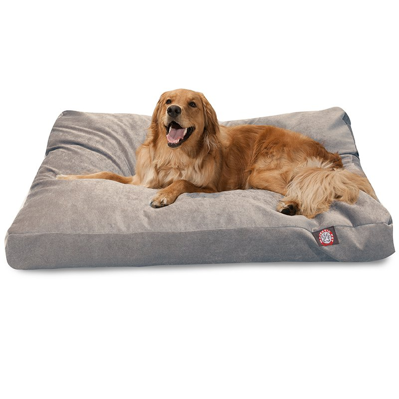 Majestic Pet Products Vintage Villa Collection Extra Large Rectangle Dog Bed