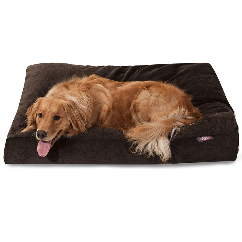 Majestic Pet Products Storm Villa Collection Extra Large Rectangle Dog Bed