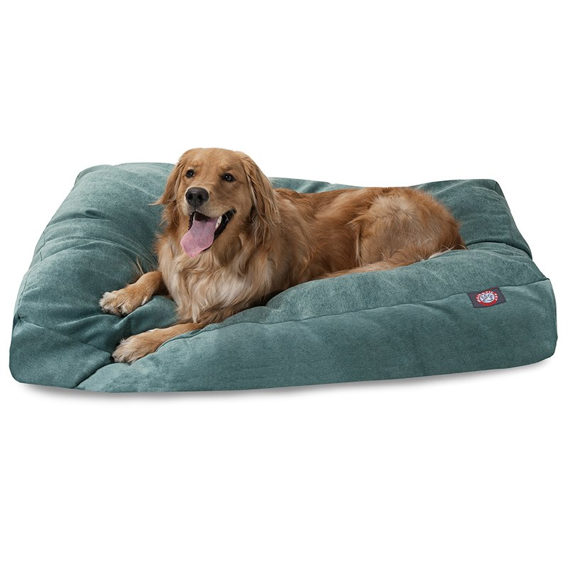 Majestic Pet Products Azure Villa Collection Extra Large Rectangle Dog Bed