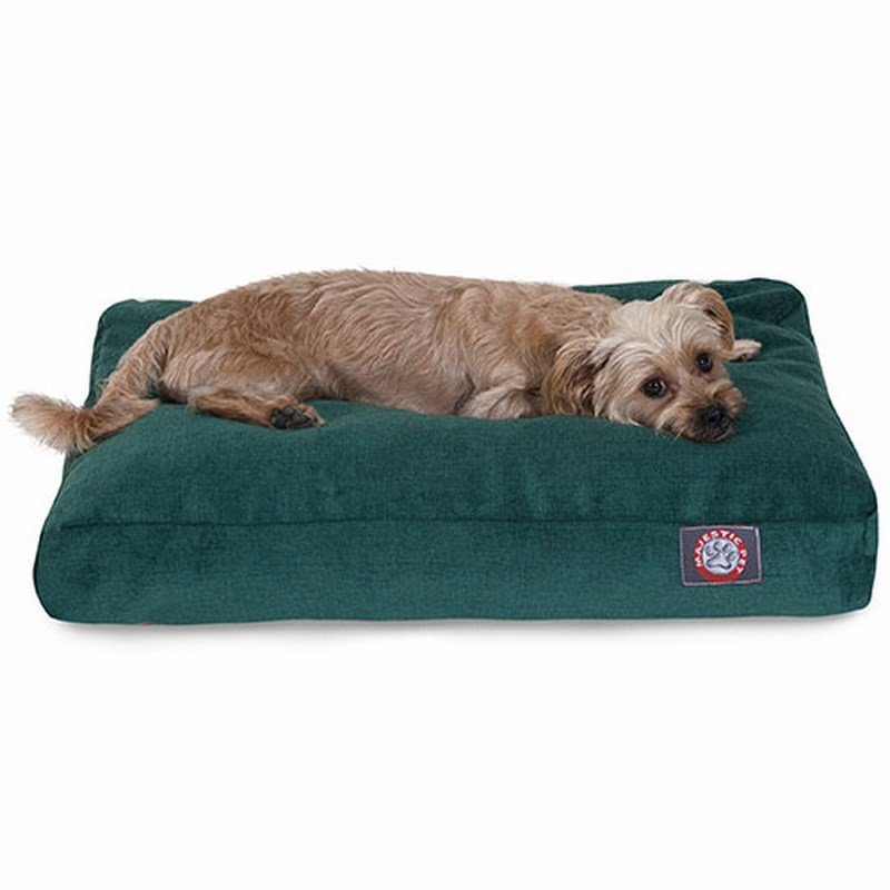 Majestic Pet Products Marine Villa Collection Small Rectangle Dog Bed