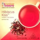 Dunkin Donuts Hibiscus Kiss Herbal Infusion Tea With 30 tea bags