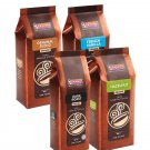 Dunkin Donuts Original, French Vanilla, Hazelnut, Dark Roast Ground Coffee 3LB