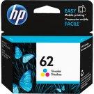 HP 62 Tri-color Original Ink Cartridge - C2P06AN#140