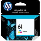 HP 61 Tri-color Original Ink Cartridge - CH562WN