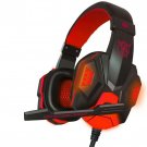 PLEXTONE PC780 Gaming Headset Headphone Red + Black