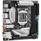 ASUS Republic of Gamers Strix Z370-I Gaming LGA1151 Mini-ITX Motherboard
