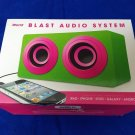 iWorld Blast Audio System Speaker