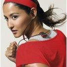 Pioneer ClipWear Active Bluetooth Headphones - RED