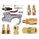HUSKY 13-Piece Brass Air-Compressor Accessory Kit