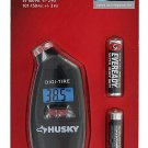 HUSKY 4 in. Digital Tire Gauge with Led Light