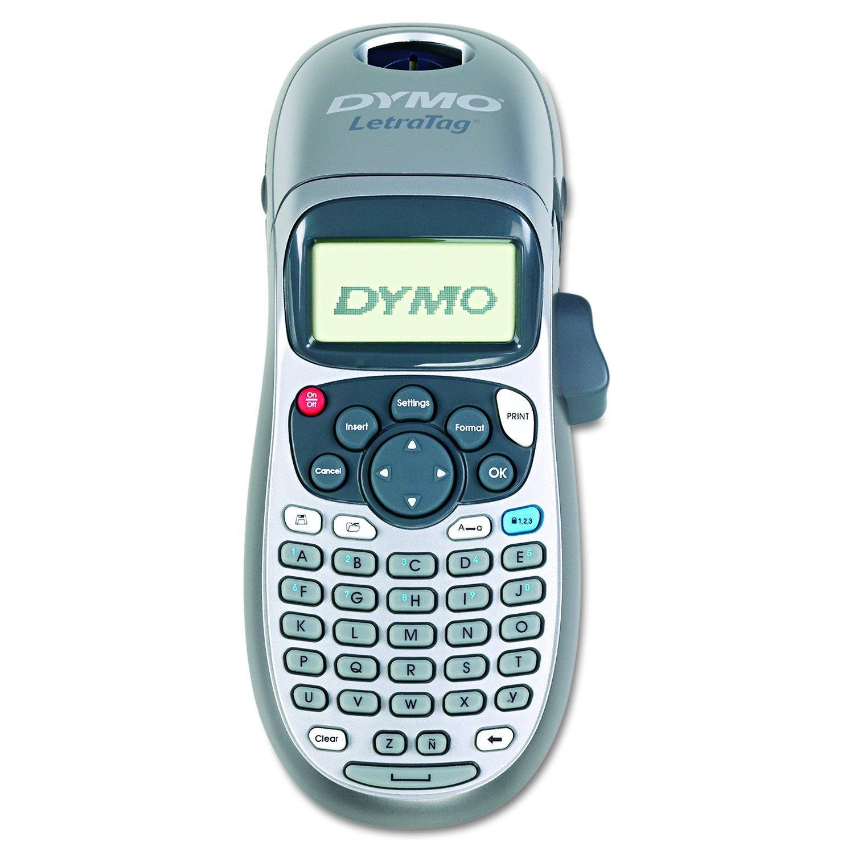 Dymo LetraTag LT-100H Portable Label Maker (1749027)
