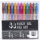 48 Count Gel Pen Set