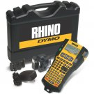 Dymo Rhino 5200 Industrial Labeler Hard Case Kit Label Maker