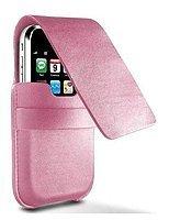 DLO DLA40070/17 Leather SlimFolio Compact Folio-style Case - Pink