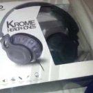Bass Jaxx Krome Headphones