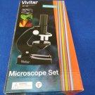 Vivitar MIC-20 Monocular Microscope Set