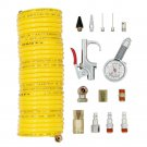 Husky 25 ft. Nylon Recoil Kit (15-Piece)