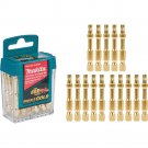 Makita Impact GOLD T25 2 in. Power Bit Tic Tac (15-Piece)