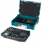 Makita Steel Contractor Bit Set (66-Piece)