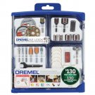 Dremel Rotary Tool Accessory Kit (130-Piece)