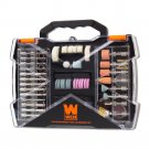 WEN Rotary Tool Accessory Kit with Carrying Case (150-Piece)