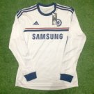 Mens Adidas Chelsea Away 2013 Size XL New With Tag Long Sleeve Football Shirt