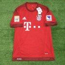 Mens Adidas Bayern Munchen Home 2015 Size M New With Tag Football Camisa