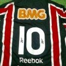 Mens Reebok Sao Paulo Away 2010 Size L Camisa Trikot Football Maillot Jersey