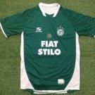 Mens Topper Goiás EC Home 2003 Size L #9 Camisa Trikot Football Maillot Jersey