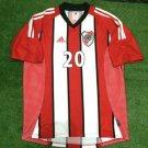 Mens Adidas River Plate 3rd 2002 Size L Maillot Soccer Camisa Jersey Trikot