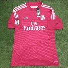 Mens Adidas Real Madrid Away 2014 Size L New With Tag Trikot Football Maillot
