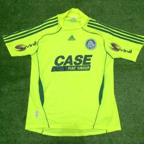 Mens Adidas Palmeiras 3rd 2008 Size G Camisa Trikot Football Maillot