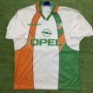 Mens Umbro Ireland Away 1994 Size L Soccer Trikot Maillot Maglia Jersey Vintage
