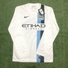 Mens Nike Manchester City Away 2013 Size S Longslevee NWT Camisa Maillot Trikot