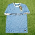 Mens Nike Manchester City Home 2013 Size XL New With Tag Camisa Maillot Football