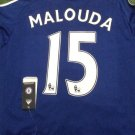 Mens Adidas Chelsea Home 2010 #15 Malouda Size XL New With Tag Camisa Maillot