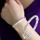 Fashion Adjustable Charm Bangle Bracelet
