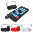 Pair earphone mini TWS Q18 wireless waterproof stereo Hifi earphone - 3 colors