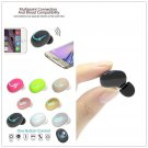 Mini accessories invisible V4.0 stereo in-ear bluetooth earphone - 7 colors
