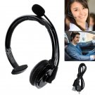 Bluetooth headset boom mic trucker driver noise canceling headset