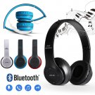 headphone p47 hifi folding microphone stereo 4.1 EDR bluetooth headset - 4 colors