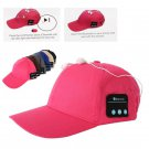Headset wireless bluetooth music hat cap speaker mic sports headset - 6 colors