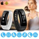 Heart rate smart bracelet multi functional blood pressure Device - 2 colors