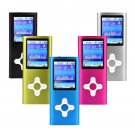 MP4 music player elf screen 32GB metal video FM player voice recorder - 5 colors