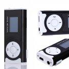 Mini clip mp3 player LCD screen media player 16GB micro SD audio device