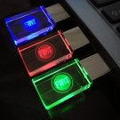 3 Colors For FIAT Car Logo USB Flash Drive - 32 GB